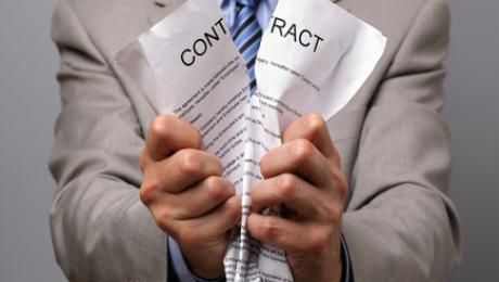 risoluzione annullamento contratto
